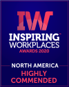 Inspiring Workplaces Social Responsibility Award