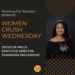 Cecile De Mello WCW